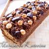 Нью-Йоркский орехово-шоколадный кекс