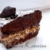 """Торт """"Морское дно"""""""