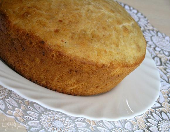 Картофельный хлеб (на закваске)
