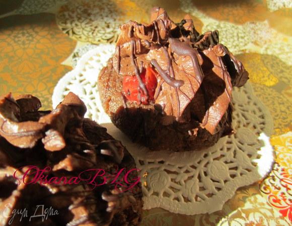 Трюфель, конфеты, пирожное