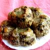 Картофельно-грибные маффины