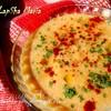 Сливочный суп-пюре с овощами и курицей
