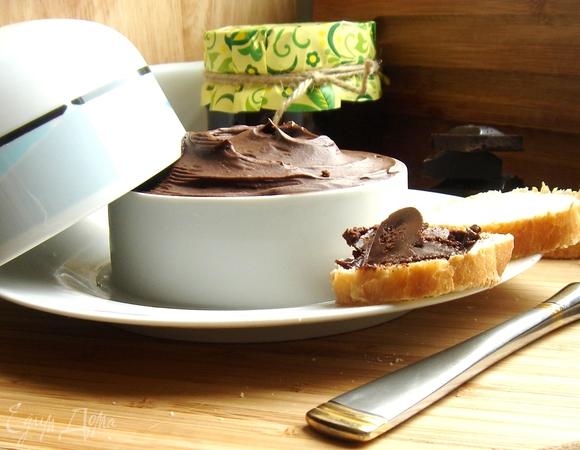 Мягкое шоколадное масло