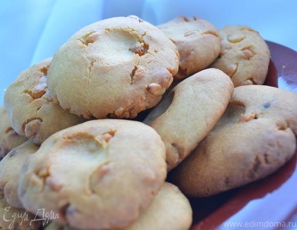 Песочное печенье « Кедровый орешек»