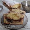 Двойной кекс (с прослойкой из варенья)
