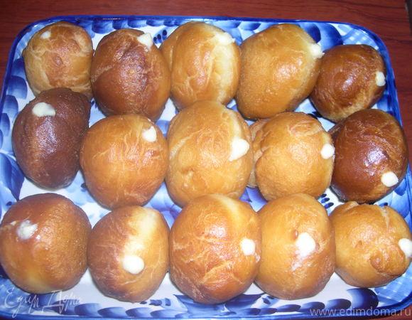 Немецкие пончики-Berliner !!!