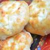 Лепешки с адыгейским сыром