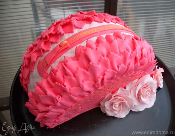 "Торт ""Косметичка"""