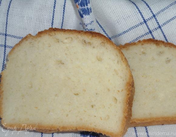 Белый-белый хлеб