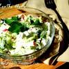 Капустный салат с заправкой из феты