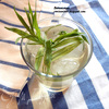 Лимонад с эстрагоном (тархуном)