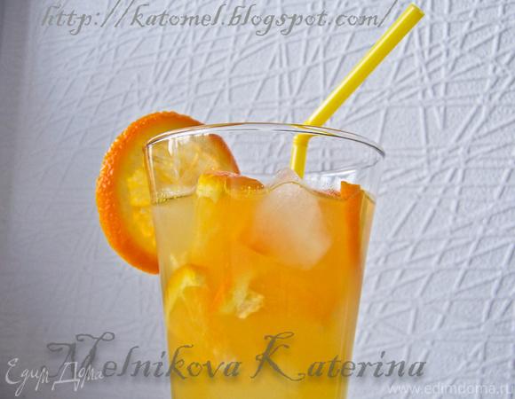 Апельсиново-грейпфрутовый сквош