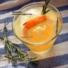 Апельсиново-лаймовый лимонад с розмарином