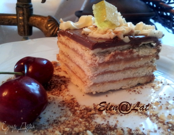 Торт ленинградский в домашних условиях пошаговый