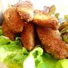Куриное филе в хлебной крошке