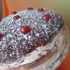 "Вишнево-ореховый торт со вкусом ""Амаретто"""