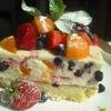 """Творожный пирог """"Ягодный рай"""""""
