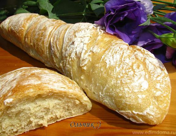Парижский багет