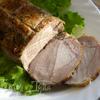 Cочная свинина с тимьяном в белом вине