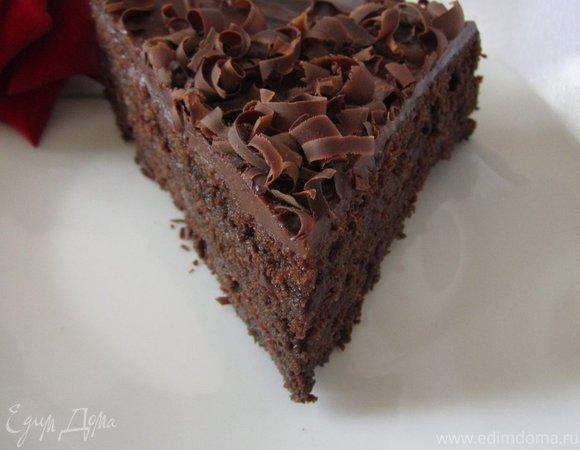 Шоколадное кухэ