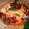 Салат из крыжовника с морковью и медом
