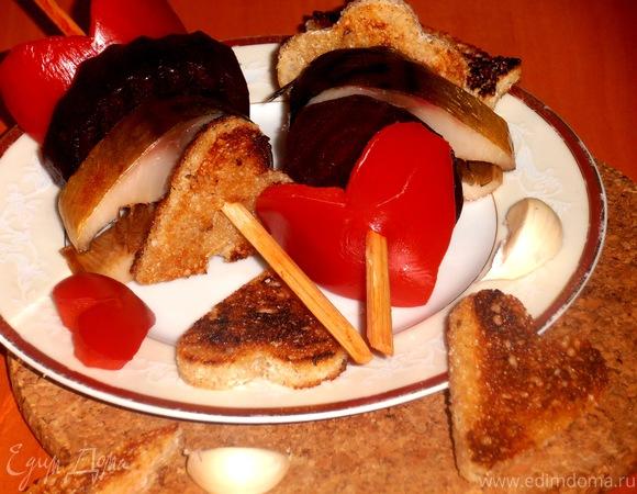 """""""Холодная закуска от горячего сердца"""""""