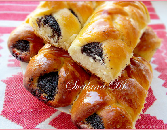 Пироги с маком по-украински