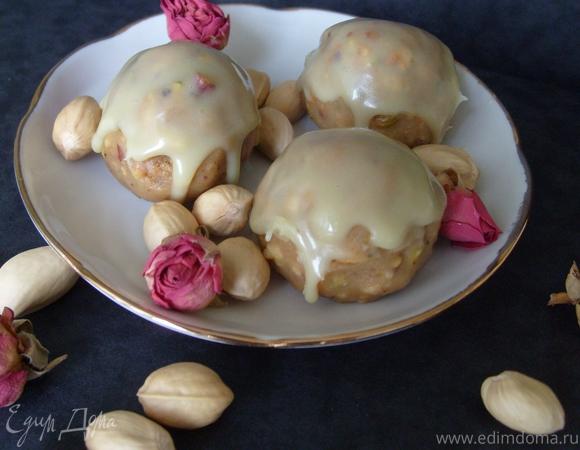 """Пирожное """"Трюфельная картошка"""""""