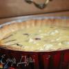 Золотистый луковый пирог
