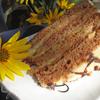 Пряный яблочный торт
