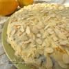 Маковый блинный пирог с лимонно-лаймовым курдом (кёрдом)