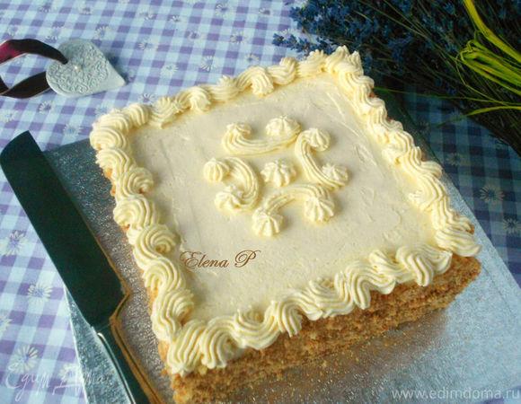 Назад в СССР: Два торта по одному рецепту