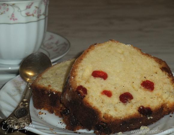 Кексы с красной смородиной рецепты 120