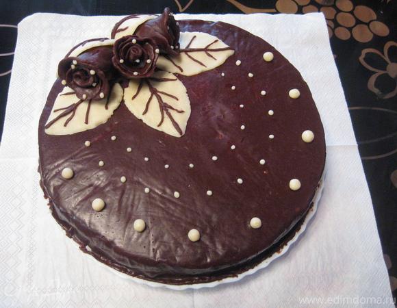 рецепт шоколадной мастики видео