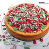 Рождественский чизкейк