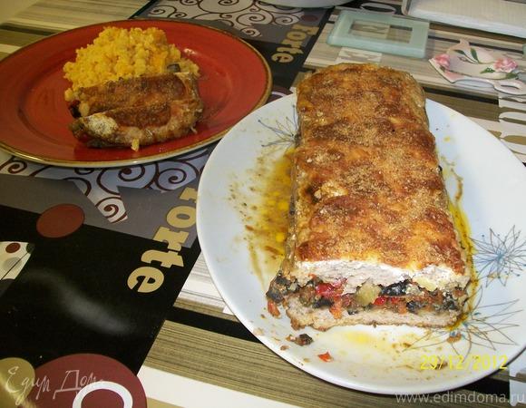 мясная буханка (Мeatloaf)