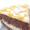 Торт шоколадный с пломбирным кремом
