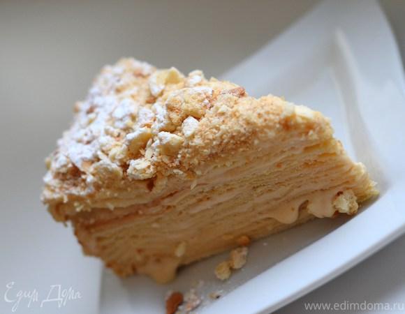 """Торт """"Невеста Наполеона"""""""