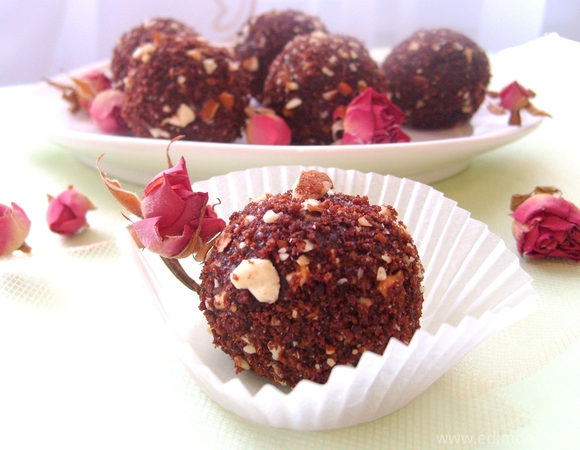 Мягкие инжирные конфеты