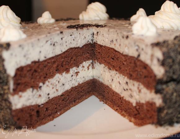 """Торт """"Орео"""""""