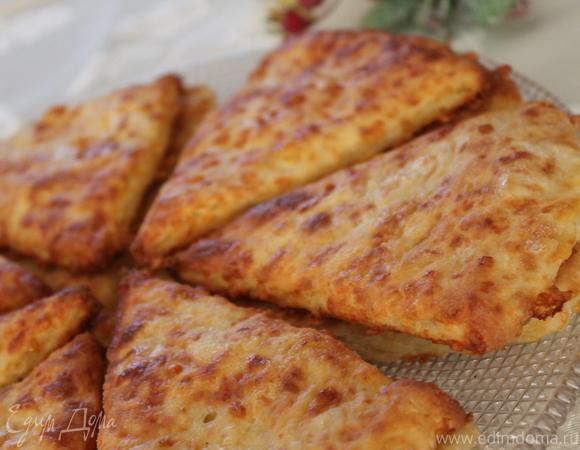 Сконы, или сырные лепешки