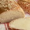 Хлеб с овсяными хлопьями и ц/з мукой