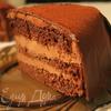 """торт """"Шоколадное покрывало"""""""
