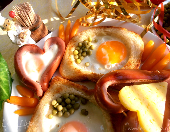 """""""Завтрак для любимого"""""""