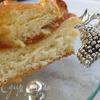 Открытый пирог с повидлом «Мамин»