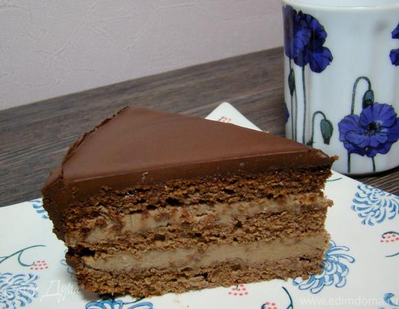 """Торт """"Пражский 1987"""""""