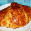 Ароматные сырные булочки