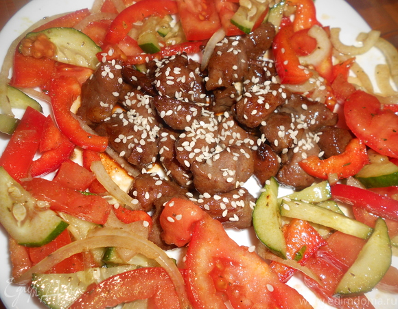 Куриные бедра в соусе терияки - пошаговый рецепт с фото
