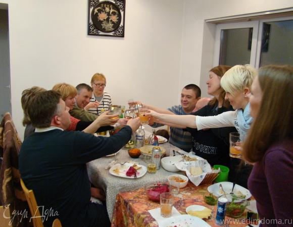 """Нешуточный Торт-суфле """"СЛАДКОЕ НОВОСЕЛЬЕ 1 апреля"""""""