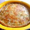 Овощной киш на сливочном тесте